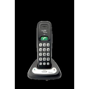 Téléphone sans fil particulièrement simple