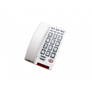 Analog telephone with Big Keypad marked in Braille