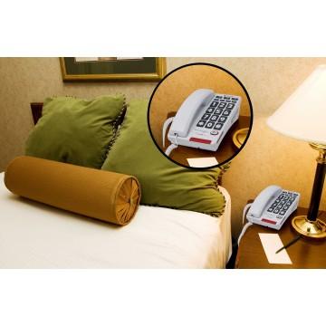 Téléphone analogique grosses touches