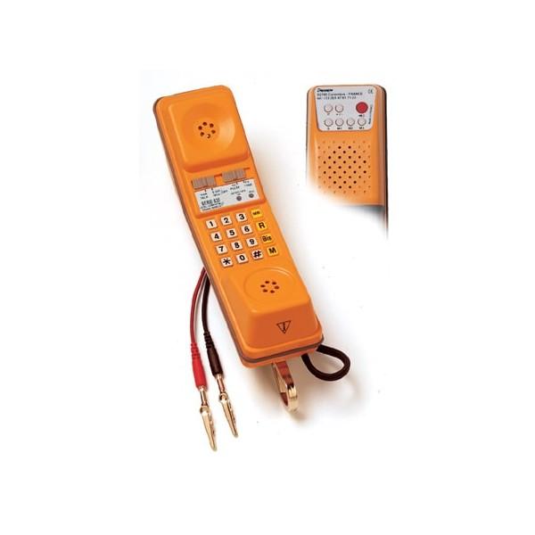 High-end analog line tester