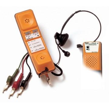 Combiné d'essai pour monteurs, installateurs, câbleurs