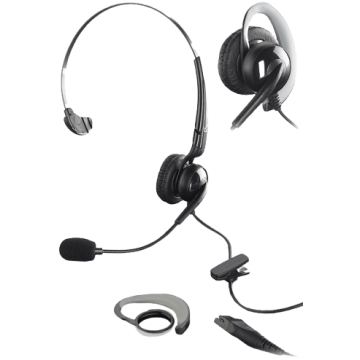 HD headset with 1 headset and directional microphone