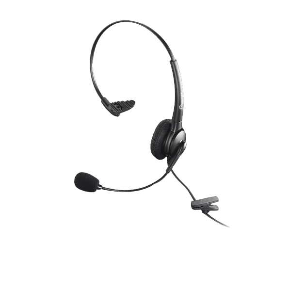 Monaural HD Headset