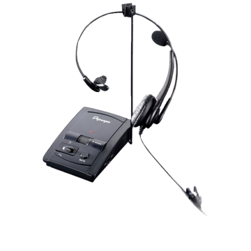 Headset-Handset HD Switch that connects the headset and handset
