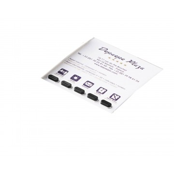 Personalised label Boreal hotel  5ML with phone