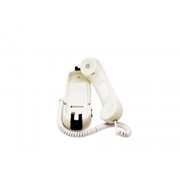 Telefone de emergência HD2000 SIP branco Sem teclado aberto