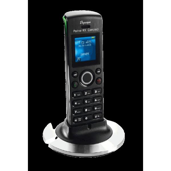 Telefone sem fio DECT compacto