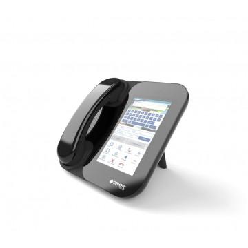 Videofone IP/SIP táctil HD visio tactile negro