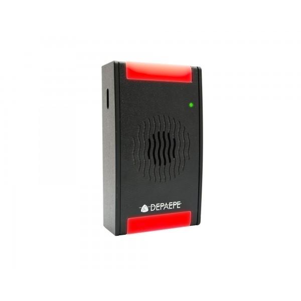 Timbre SIP PoE alarma integrados